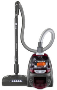 Electrolux ultra-active bagless canister vacuum EL4300B