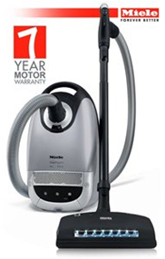Miele S5981 Capricorn Canister Vacuum