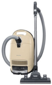 Miele S8590 Alize Canister Vacuum