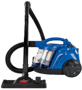 Bissell Zing Bagless Canister Vacuum, 6489