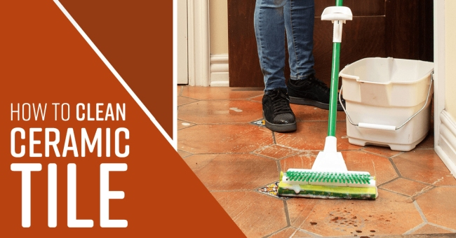 Best Way To Clean Tile Floors Ultimate Guide