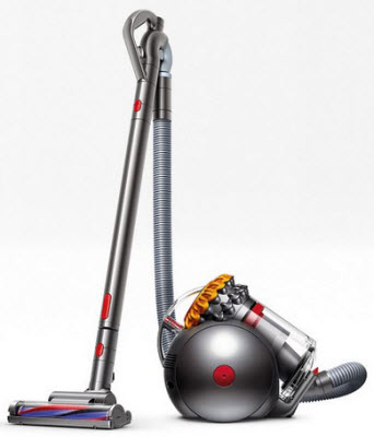 Dyson Big Ball Multi Floor Canister Vacuum Review